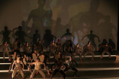 Bild der Aufführung
